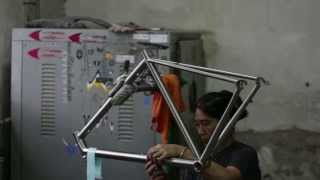 Beijing Cycling Stories - Titanium Factory