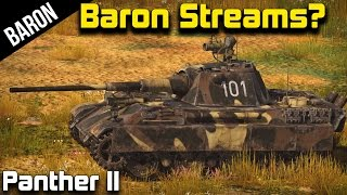 War Thunder Tanks - Panther 2 Maus Killer, Stream Talk, Your Ideas!