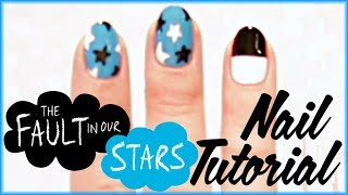 The Fault In Our Stars DIY Nails! - Nail Pop Ep 26