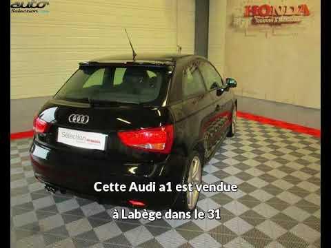 Audi a1 occasion visible à Labège présentée par Labege auto sport