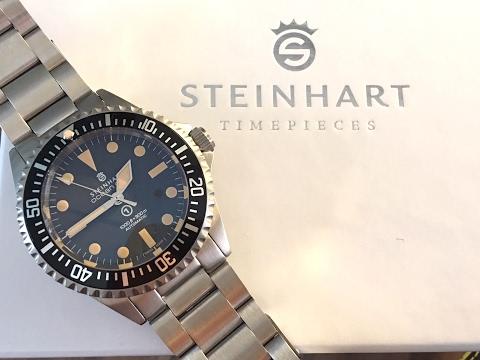 Steinhart OVM Watch - My review