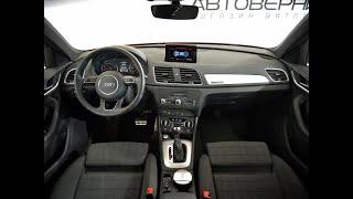 Audi Q3 I (8U) Рестайлинг 2.0 AMT (180 л.с.) 4WD 2016 г.