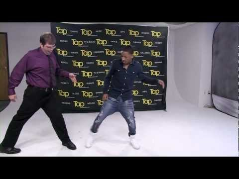 Interview: Pop star Jacob Latimore teaches Piet Levy how to dance