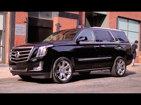 2015 Cadillac Escalade EXCLUSIVE - Fast Lane Daily
