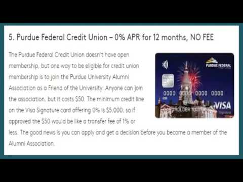0 APR Credit Cards YouTop YouTube YouTube