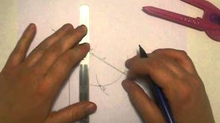 How to draw a Trapezoid Using a Compass and Straight Edge