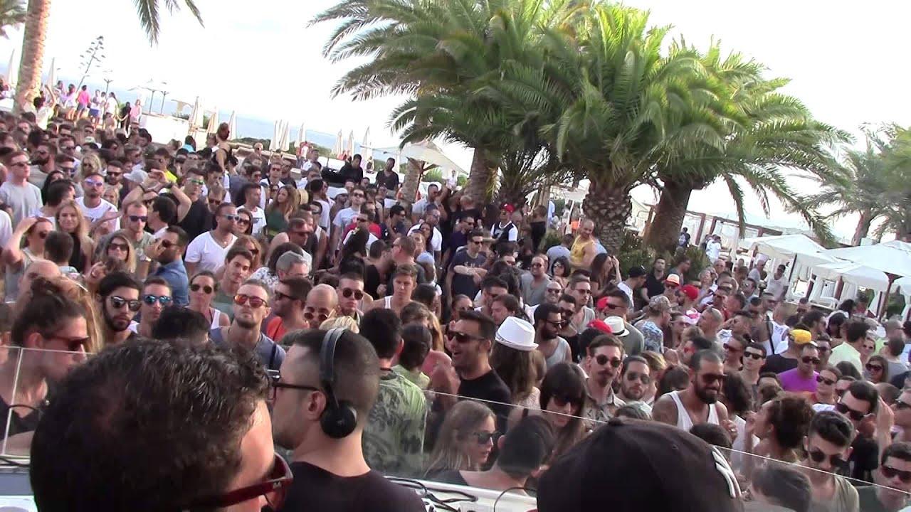Joseph Capriati After Party Music On Destino Ibiza 27 09 14 Youtube