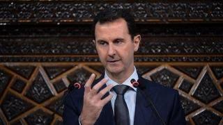 Trump building a coalition on Syria