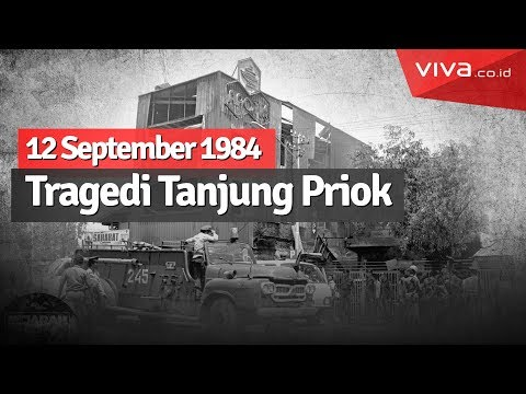 12 September 1984: Tragedi Berdarah Tanjung Priok