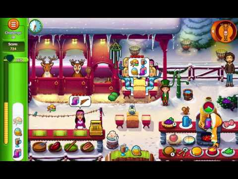 Delicious – Emily's Christmas Carol Walkthrough – Challenge 18