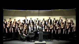 NAU University Singers: Die Nachtigall