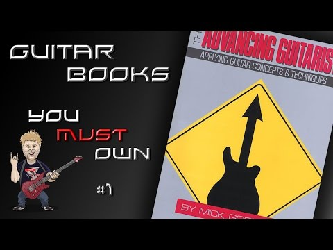 The Advancing Guitarist - Guitar Books You Must Own