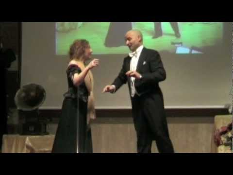 Dall'Operetta alla Belle Epoque: Ciribiribin - Roberto Lovèra baritono Concetta Ascrizzi soprano