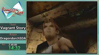 Questing for Glory 2: Vagrant Story Any% No Raging Ache by DragondarchSDA