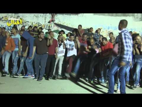 الفنانين هاني وعوني شوشاري دبكة العريس تامر الايراني مخيم نورشمس 2016HD (تسجيلات الجبالي)