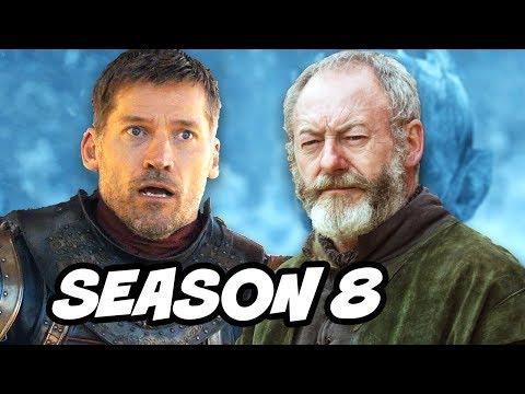 Game Of Thrones Season 8 Episode Schedule Revealed