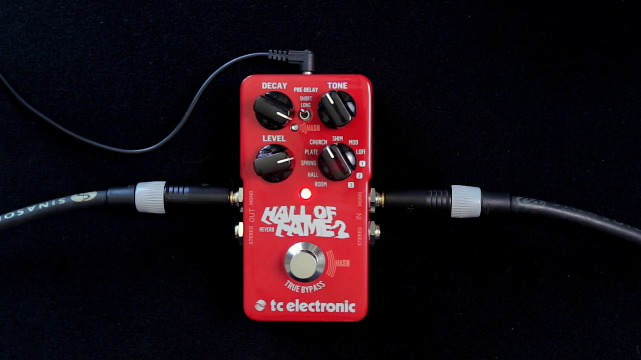 tc electronic hall of fame 2 manual