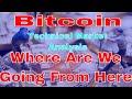 Bitcoin Technical Analysis for 2|24|2018 - Where is Bitcoin headed?