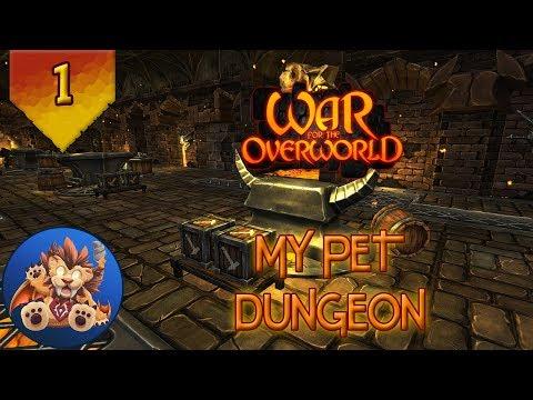 War for the Overworld - My Pet Dungeon - EP 1: Deepwater