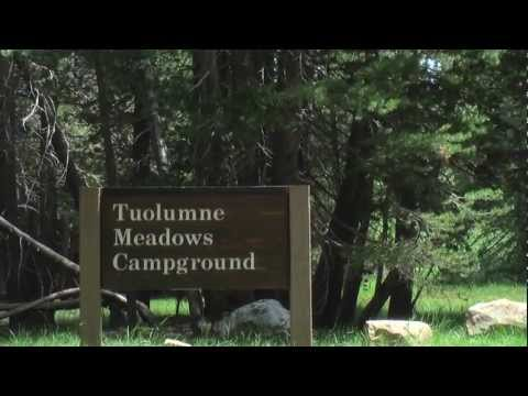 Tuolumne Meadows - Campground Tour