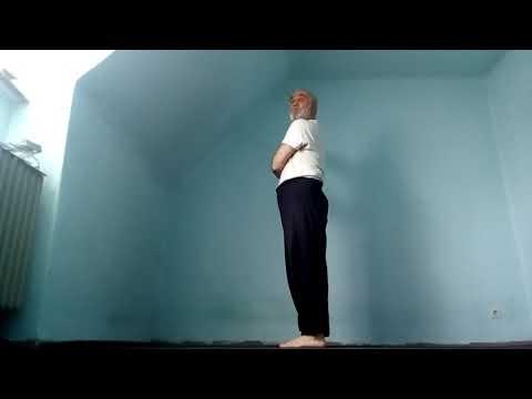 Wushu rumen Kung Fu 4 Kuen Teil 5