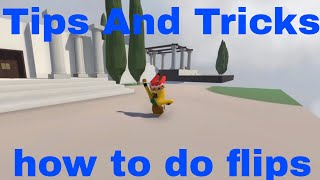 Tips and Tricks | How To Do FrontFlips
