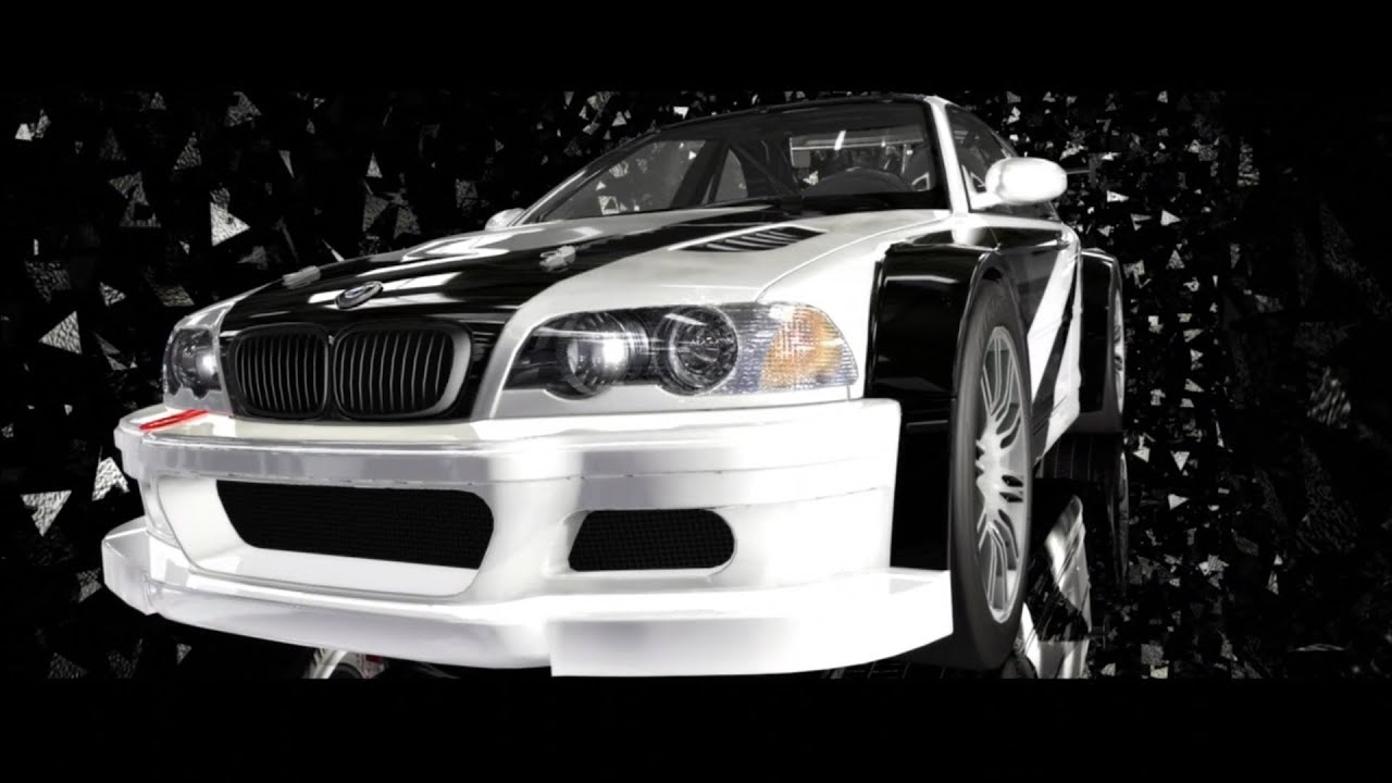 Need For Speed Most Wanted 2012 Heroes Dlc Bmw M3 Gtr Most
