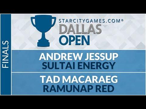 SCGDFW - Finals - Andrew Jessup vs Tad Macaraeg