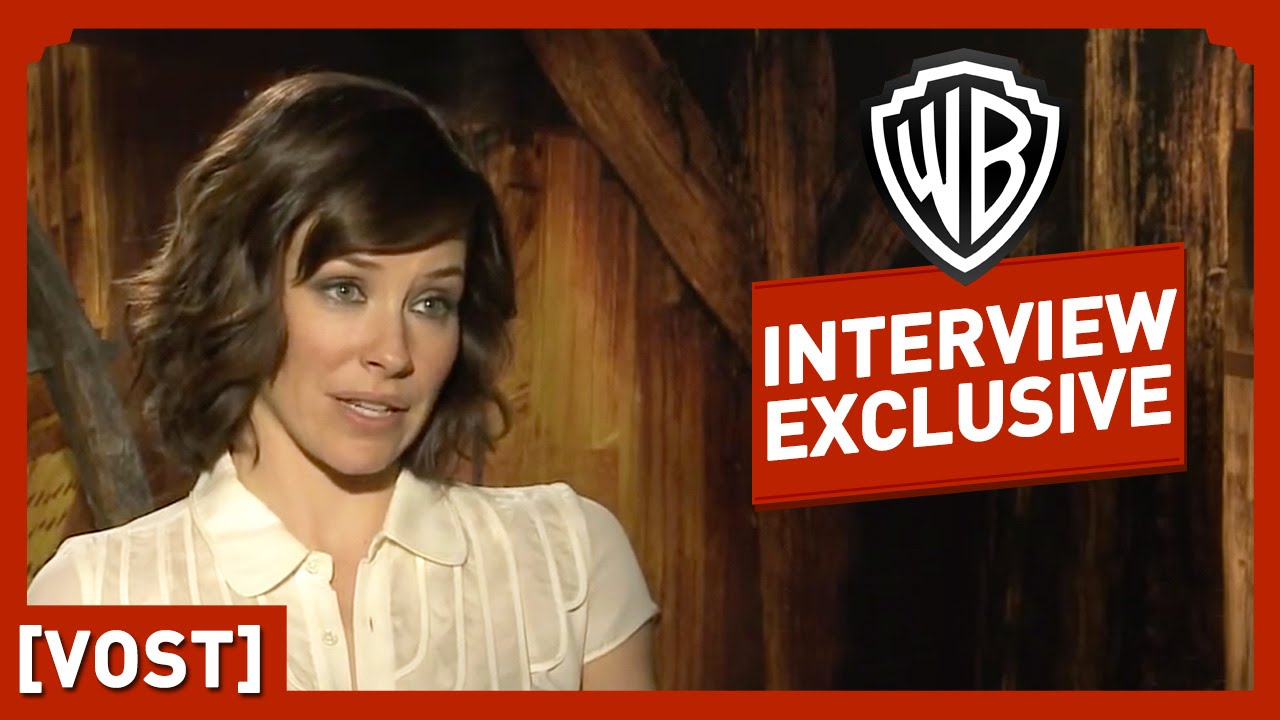 Le Hobbit - Interview Evangeline Lilly (VOST) - Peter Jackson