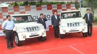 Mahindra Launches Stylish New Bolero Pick Up Flat Bed thumbnail