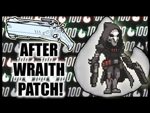 WASTE NOT, WANT NOT | How I got it after the Reaper Update.