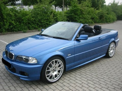 bmw e46 330ci sound review m paket youtube. Black Bedroom Furniture Sets. Home Design Ideas