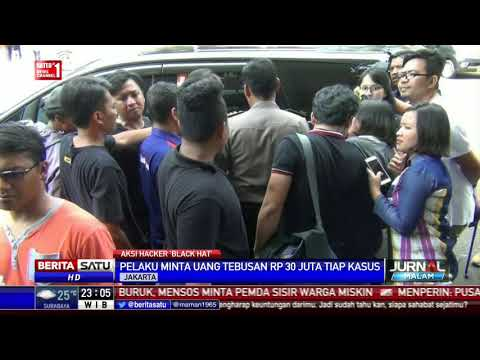 FBI Ikut Buru 3 Hacker Asal Surabaya