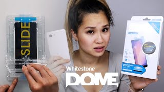 The Whitestone Dome Glass Experience For Pixel 3 + Note 9 Update!