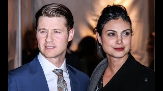 gotham costars morena baccarin and ben mckenzie have tied the knot