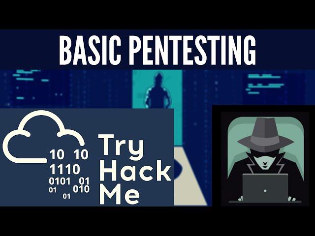 TryHackMe - Basic Pentesting Walkthrough
