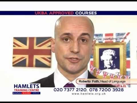 LIFE IN THE UK ESOL BRITISH CITIZENSHIP-HAMLETS TRAINING CENTRE