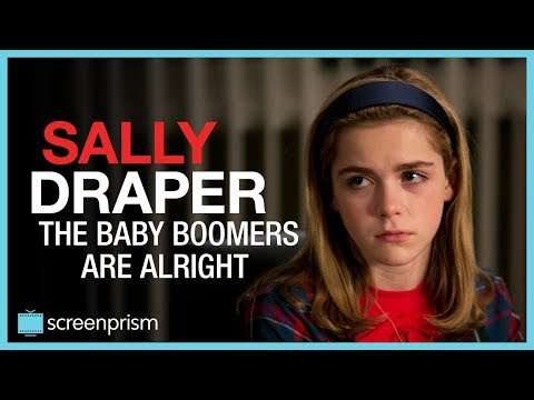 Mad Men: Sally Draper - The Baby Boomers Are Alright