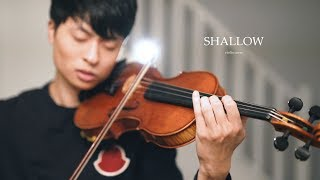 Shallow - Lady Gaga & Bradley Cooper - Violin cover