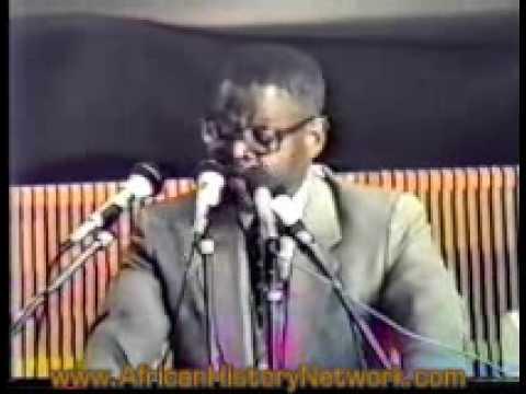 The Black Man Must Wake Up, Part 1 - Dr. Yosef Ben Jochannan
