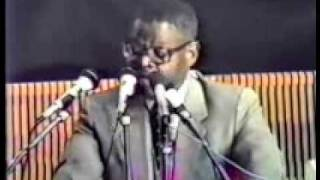 The Black Man Must Wake Up, Part 1 - Dr. Yosef Ben Jochannan