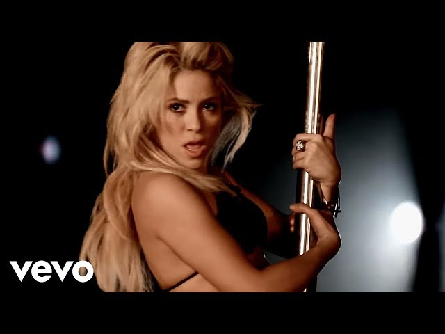 Shakira - Rabiosa (English Version) ft. Pitbull