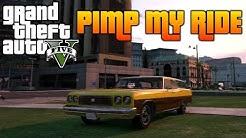 GTA 5 - Pimp My Ride #106 | Dundreary Regina | Car Customization