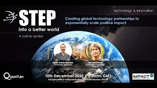Creating Global Tech Partnerships to Scale Positive Impact