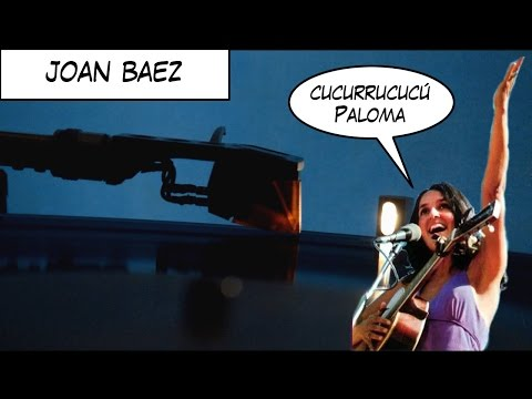 Joan Baez: Cucurrucucú Paloma (vinyl) 1974