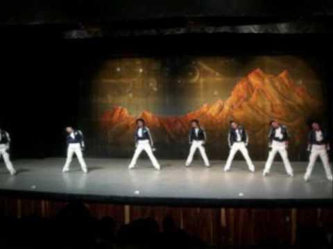 THE PROJECT DANCE en el FERROCARRILERO 2009
