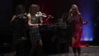 Dj-Live-Act mit E-Geige und Sängerin - presented by Sugar Office