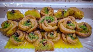 #1 Ramazan Tarifleri   Bu Tatlı İftar Sofranızın Vazgeçilmezi Olacak   Emine'nin Köy Mutfağı
