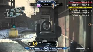Optic Gaming vs Stunner Gaming Game 3 UMG Nashville   2014