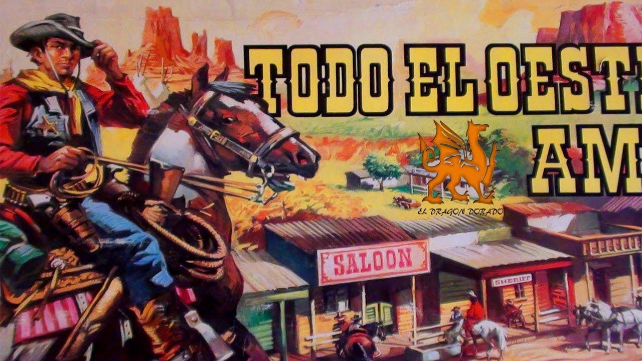 Todo Oeste Antiguos Restauracion Juguetes Americano Caja Comansi De El HI9YWED2